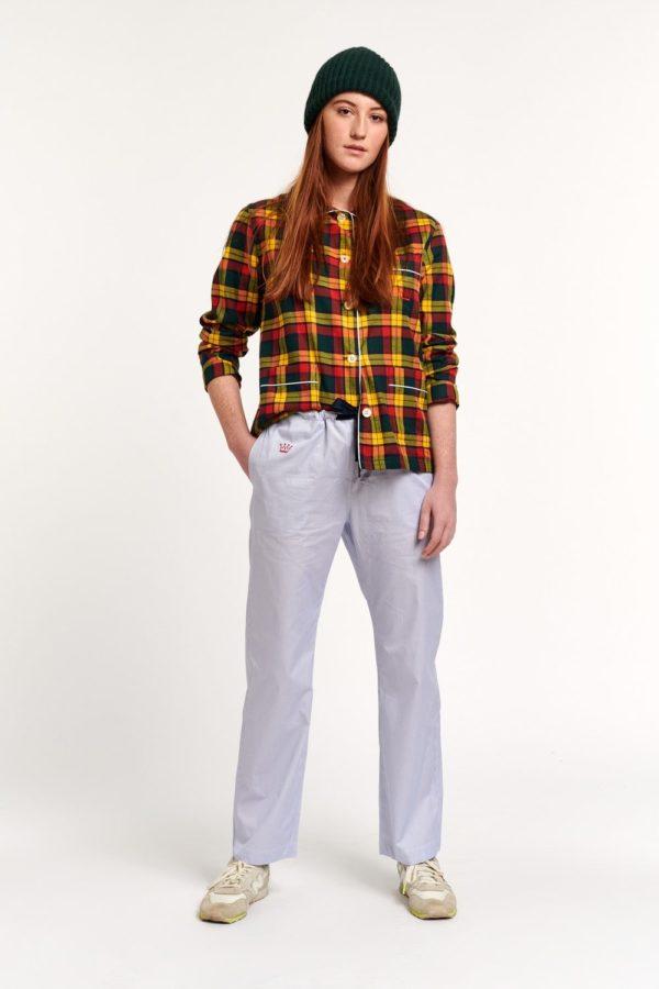 Pantalon Femme Regular 006